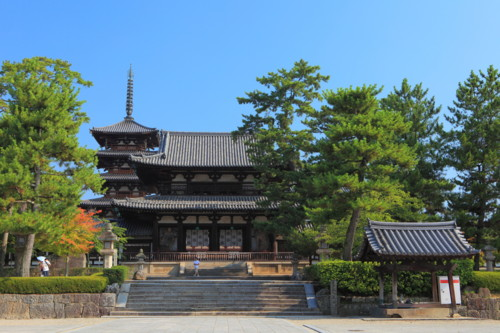 奈良 お寺