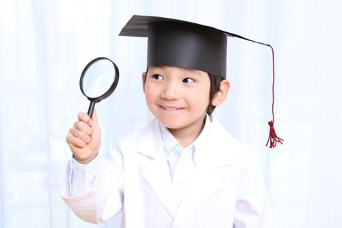 子供 博士