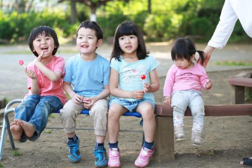 子供 4人
