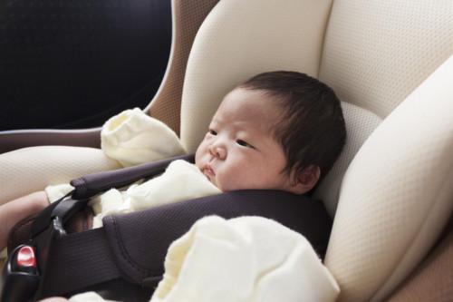車 赤ちゃん