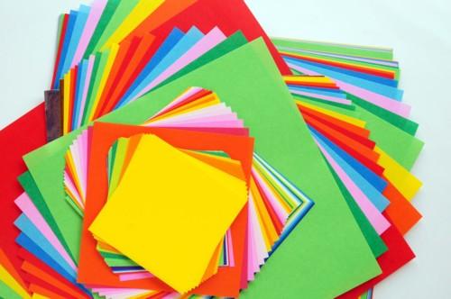 花 折り紙 : 紙飛行機 折り方 正方形 : mamari.jp