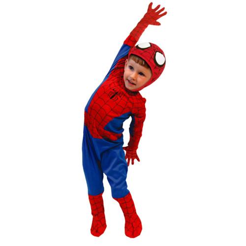 スパイダーマン 子供用コスチューム