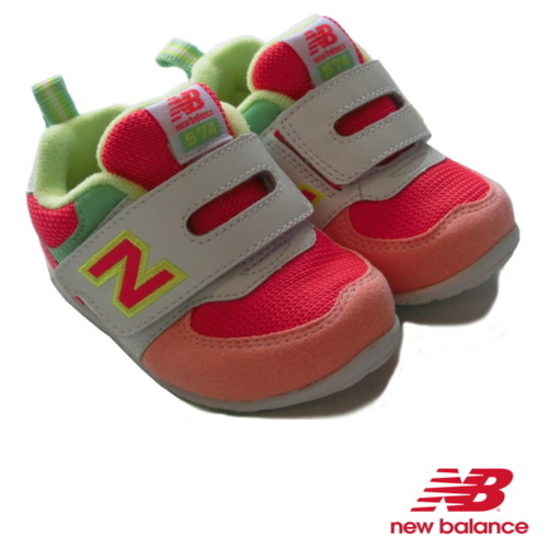 new balance ニューバランス INFANTシューズFS574/CHERRY PINK