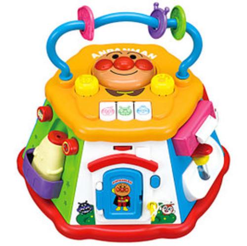 アンパンマン おおきなよくばりボックス 知育玩具 アガツマ PINOCCHIO ピノチオ 遊具【RCP】