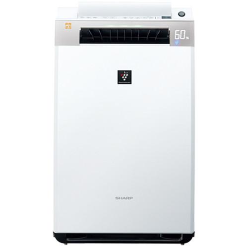 シャープ プラズマクラスター 加湿空気清浄機 KI-EX75-W ホワイト系