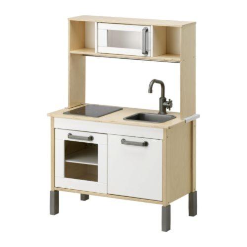 IKEA DUKTIG【おままごとキッチン】木製ミニキッチン♪