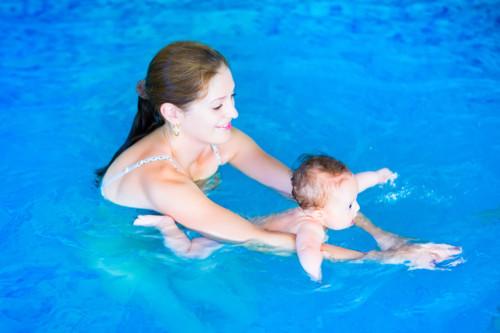 水泳 赤ちゃん