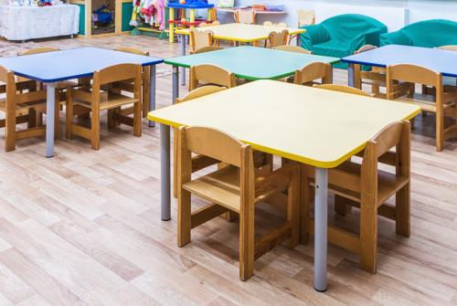 幼稚園 緑