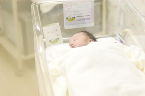新生児 白