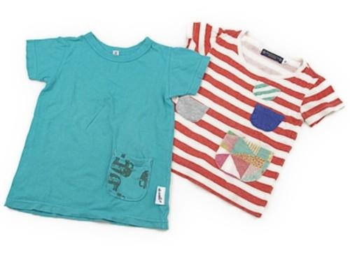 【マーキーズ/Markey's】Tシャツ・カットソー 100サイズ 女の子