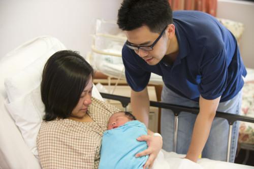 出産 部屋