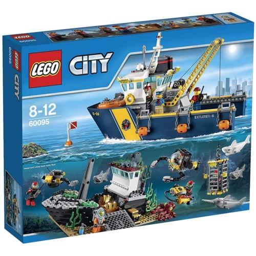 レゴ シティ 海底調査艇
