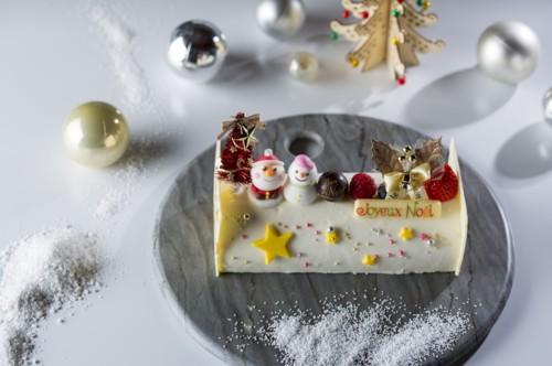 シェラトン・グランデ・トーキョーベイ クリスマスケーキ