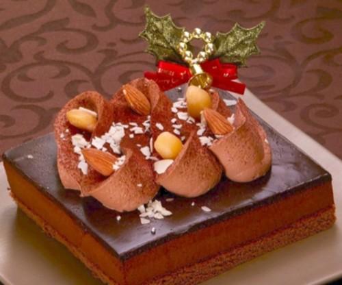 ケンズカフェ東京 クリスマスショコラケーキ