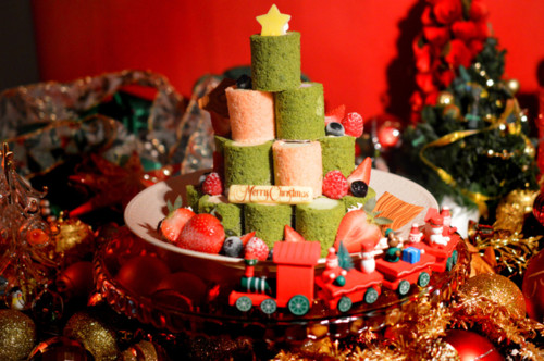 HANDELS VÄGEN(ハンデルスベーゲン) クリスマスケーキ