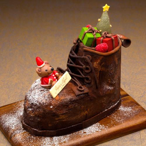 横浜ベイホテル東急 クリスマスケーキ