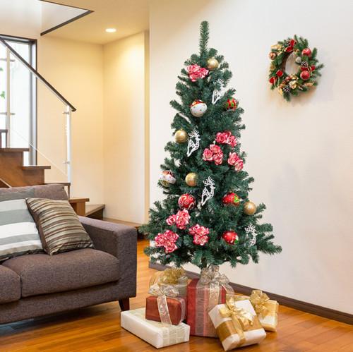 クリスマスツリーセットローズ 180cm