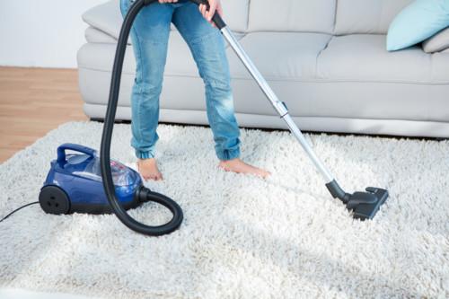 絨毯 掃除