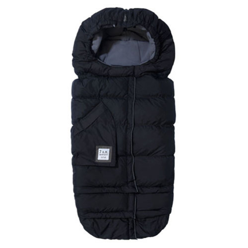 7AM ENFANT(セブンエイエム アンファン) Blanket 212 evolutionBlack ブラック