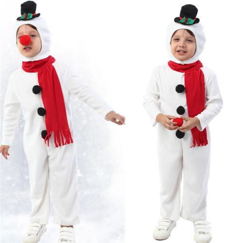 雪だるま 衣装 コスチューム キッズ