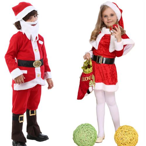 子供服 サンタ サンタクロース コスプレ コスチューム クリスマス