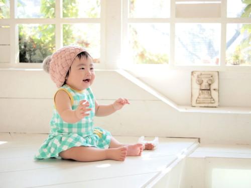 赤ちゃん ニット帽