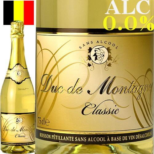 デュク・ドゥ・モンターニュ  ノンアルコールワイン スパークリング 750ml