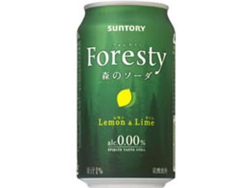 サントリーフーズ/Foresty(フォレスティ) 森のソーダ 350ml