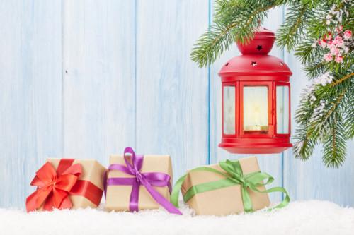 ランプ クリスマス