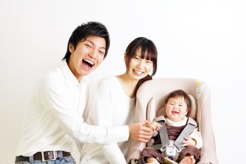 笑顔 日本 家族