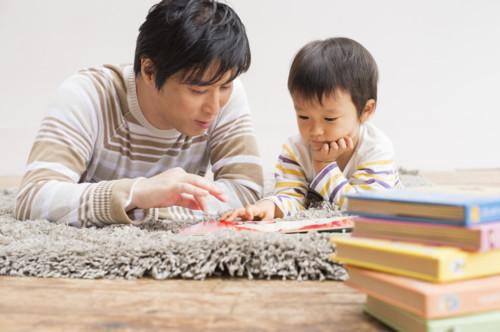 男の子 父親 日本人