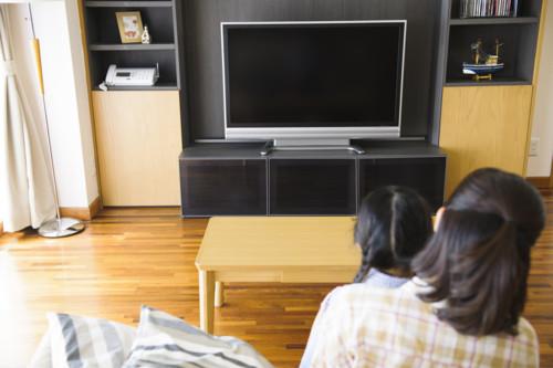 テレビ 子供 日本人