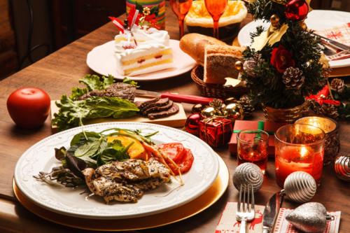 クリスマス 料理