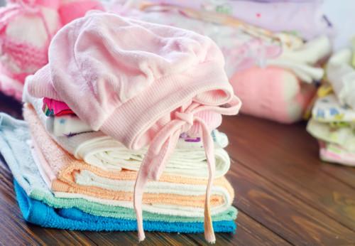 洗濯 ピンク