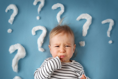 赤ちゃん 疑問