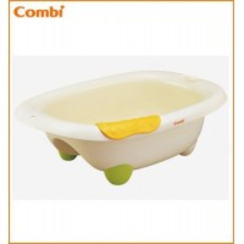 Combi(コンビ) ベビーレーベル サポートベビーバス レーベルアイボリー(LI)(お風呂、バスベッド、お風呂グッズ、シャワー)