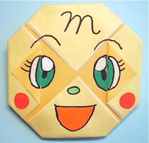 ハート 折り紙 : 折り紙 折り方 キャラクター ディズニー : mamari.jp