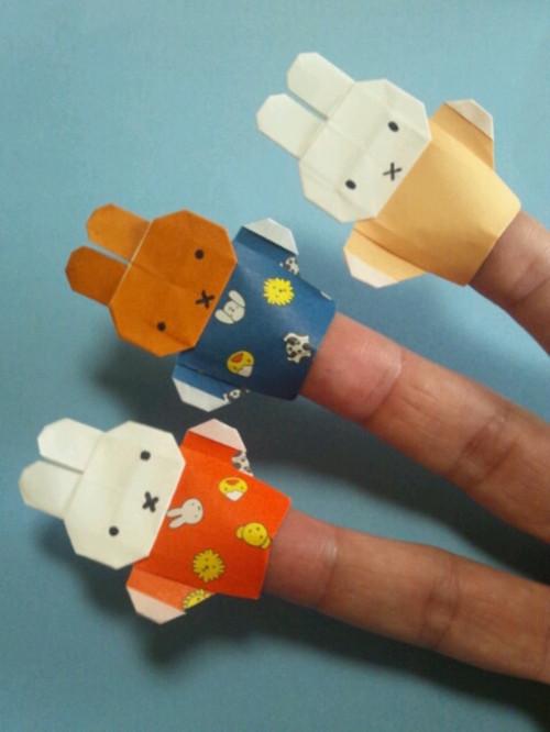 クリスマス 折り紙 折り紙キャラクターの折り方 : mamari.jp