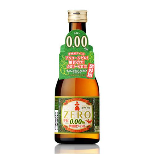 ノンアルコール焼酎 小鶴ゼロ