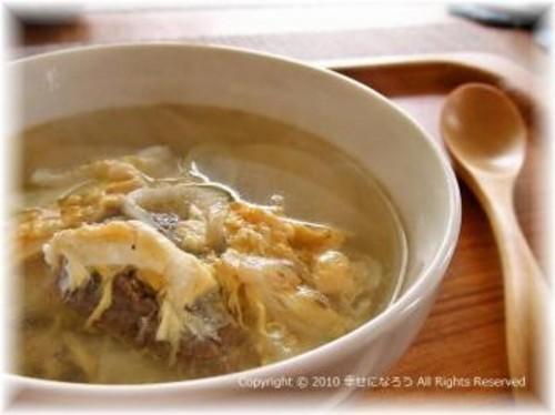 韓国のお雑煮。トック