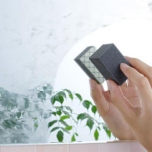 ダイヤモンドの力 ウロコ用≪お風呂・浴室 鏡のウロコ取り や 水垢取り に◎≫