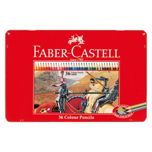 ファーバーカステル 色鉛筆 36色セット