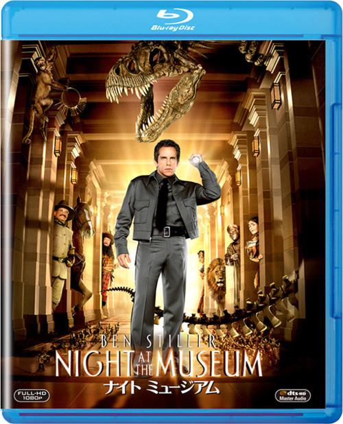 ナイト ミュージアム【Blu-ray】