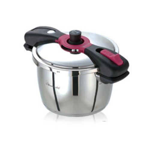 ワンダーシェフ・魔法のクイック料理 両手圧力鍋5.5L