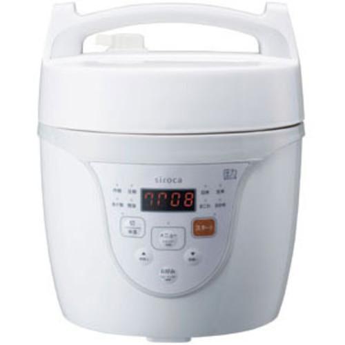シロカ 電気圧力鍋クックマイスター