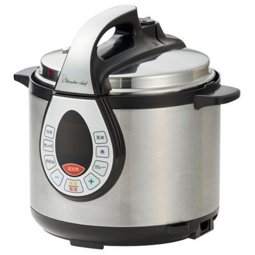 ワンダーシェフ 電気圧力鍋4L e-wonder