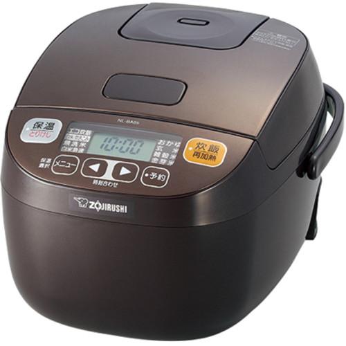 ZOJIRUSHI マイコン炊飯器NL-BA05