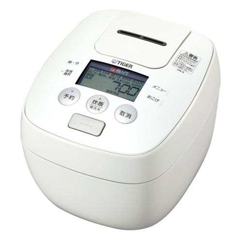 タイガー 圧力IH炊飯ジャー 炊きたてJPB-R100-W