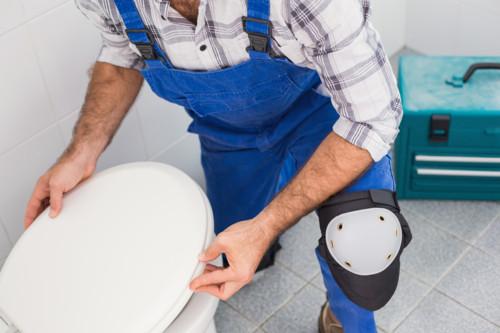トイレ 工事