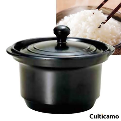 Culticamoニューセラミックスかまど炊き炊飯鍋